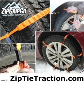 Zip Grip Go Tire Traction